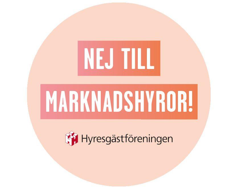 LYFT BOSTADSPOLITIKEN! #hgfnynas